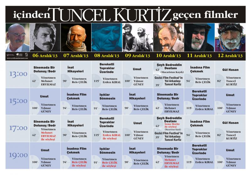 Tuncel-Kurtiz-Program