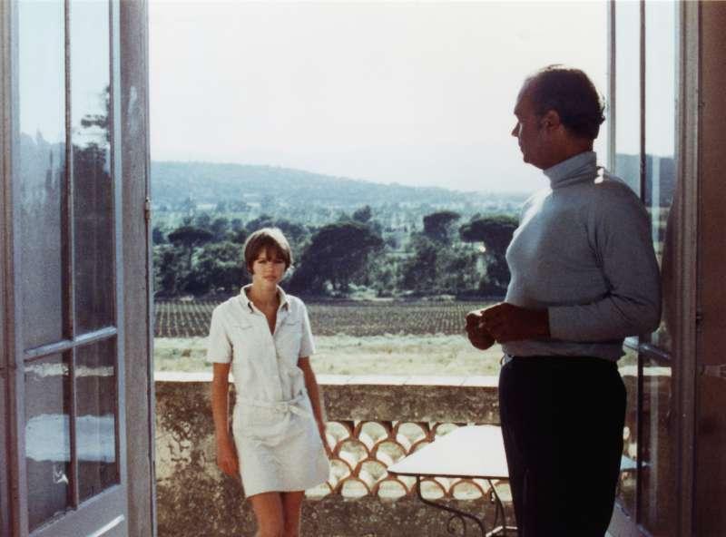 La Collectionneuse (c) LES FILMS DU LOSANGE