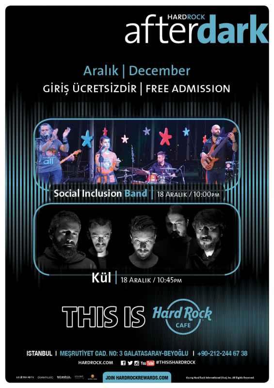 Kül ve Social Inclusion Band